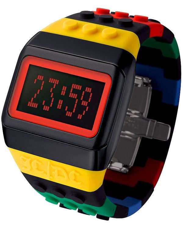 3c564f1e570 LEGO Watches. Michael would love this!