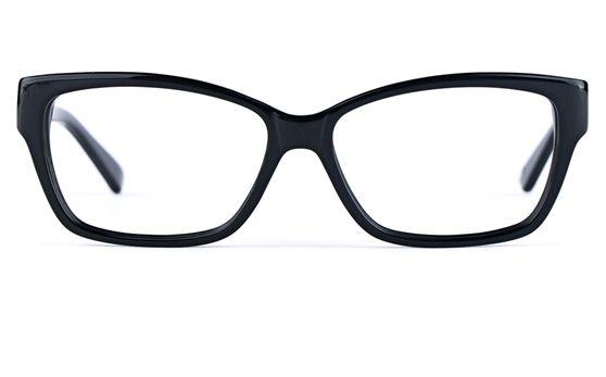 1e55ad632c5b5 Vista First 0831 Acetate(ZYL) Womens Square Full Rim Optical Glasses ...