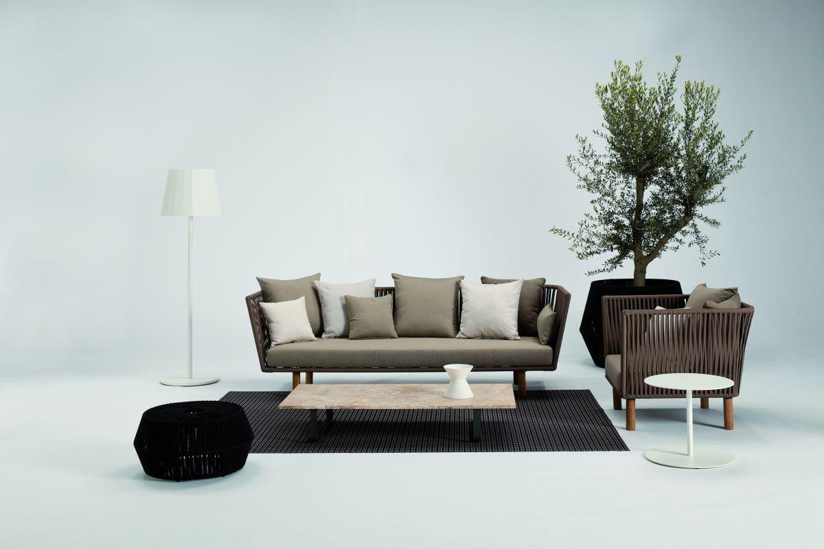 Bitta modern patio furniture by rodolfo dordoni -