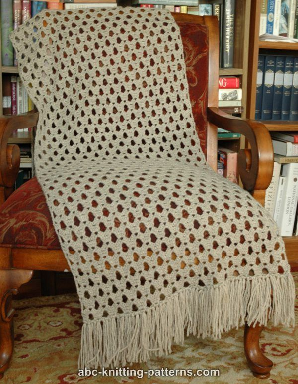 Prayer Shawl. This site says knitting but there are many free ...