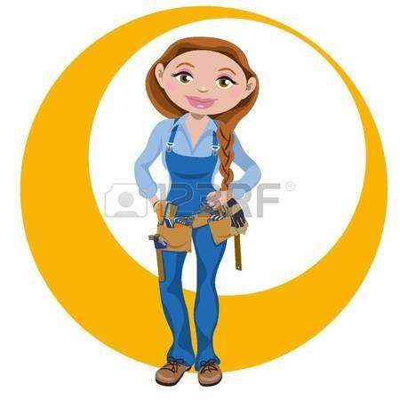 Carpintero Dibujo Mujer Manual De Trabajo Carpintero Dibujo Imagenes De Carpintero Fotos