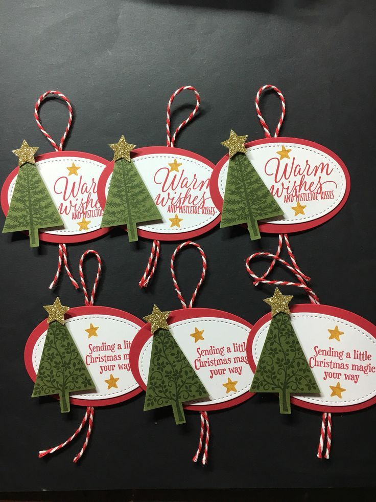 Christmas Gift Tags handmade, Christmas Tree, Gift tags, Tags, Handmade, Holiday, Christmas, Christm