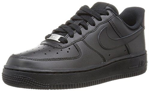 nike air force damen black