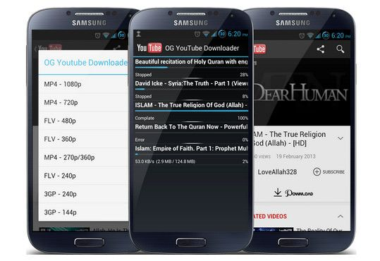 OG YouTube APK Latest Version Download For Android | Mobile Snack