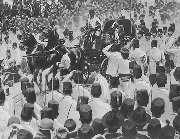 "Ottoman Archives on Instagram: ""[Ottoman Empire] Sultan Abdulhamid II, 1908 #ottoman #archive #historica #historyl… | Historical photos, Historical, Ottoman empire"