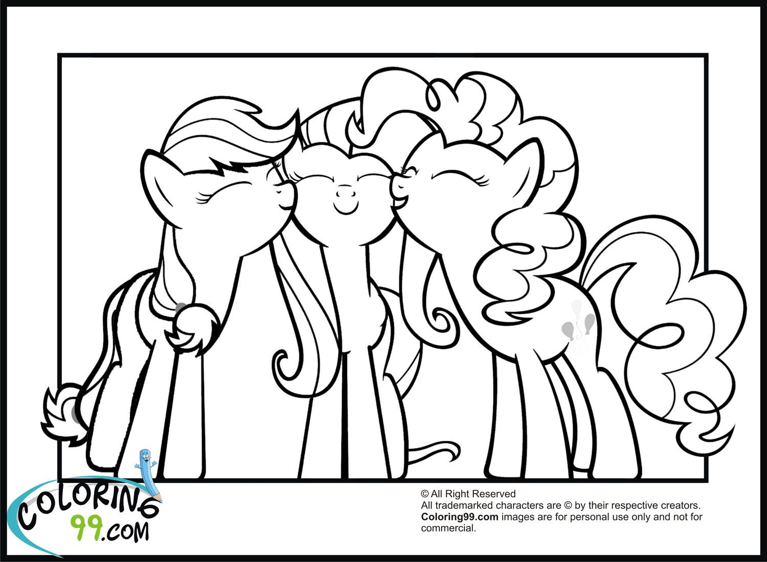 my little pony coloring pages my little pony coloring pages