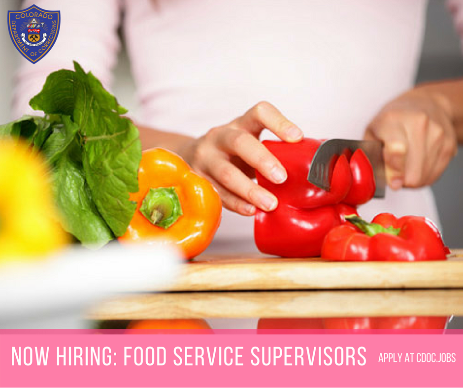 Are you looking for a stable food service career with