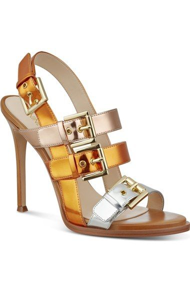 28337273ef8 Nine West  How Rude  Buckle Sandal (Women) available at  Nordstrom ...
