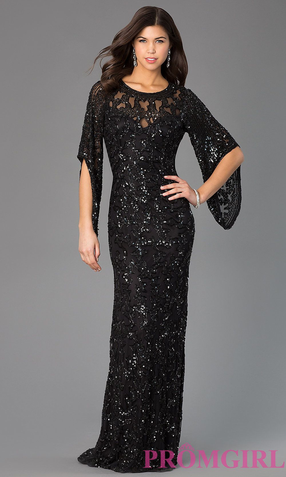 cd3249dc5a Long Prom Dress Style: PV-9713 Front Image | My Style | Dresses ...