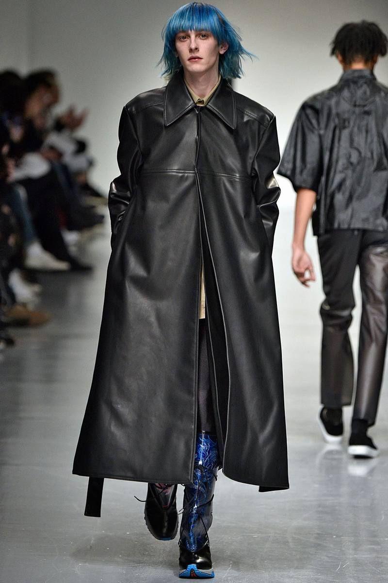 Xander Zhou Fall-Winter 2017 - London Fashion Week Men's