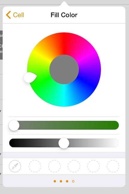 ios color picker open source Google Search Color