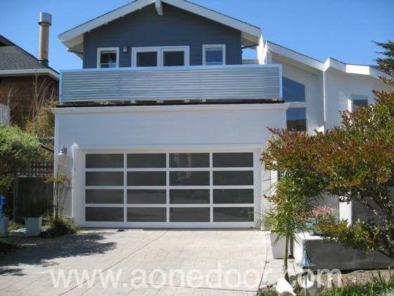 16 Panel Roll Up Garage Door By A 1 Overhead Door Company In Santa Cruz Http Www Aonedoor Com Garage Door Installation Overhead Door Door Installation
