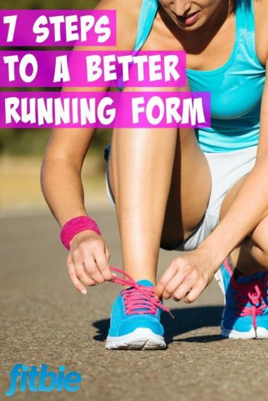 Could your stride be doing you more harm that good? Correct your running form with these simple tips. | Fitbie.com