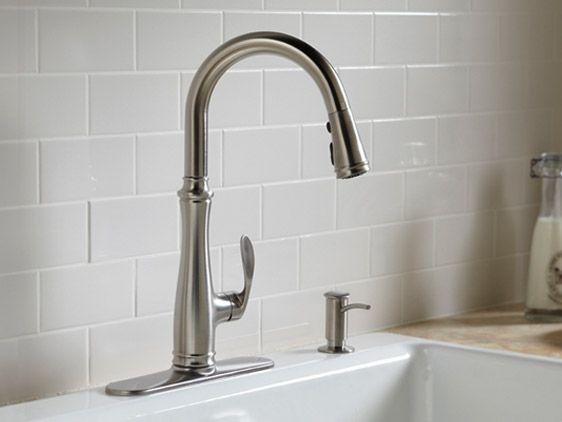 Bellera Tm Pull Down Kitchen Sink Faucet