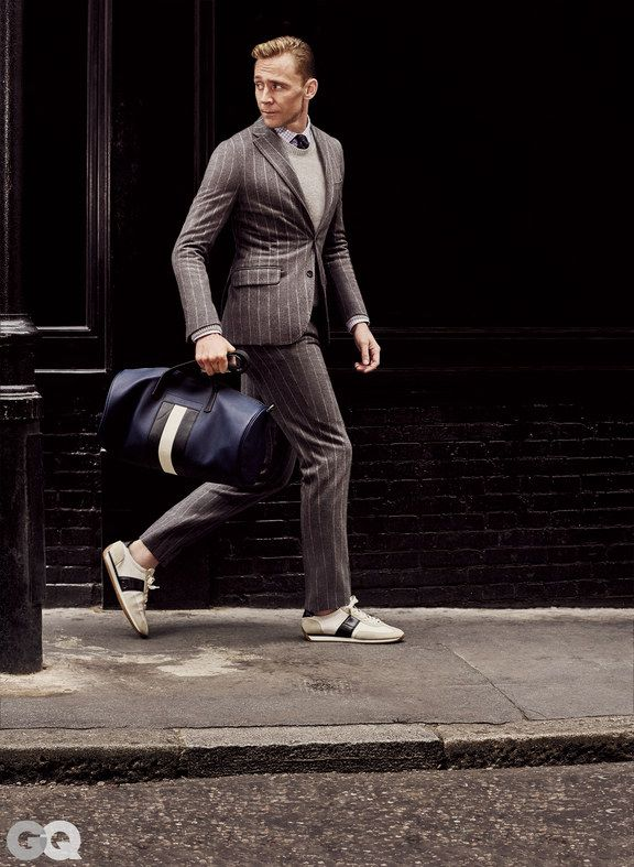 07201a210979e Tom Hiddleston Suits Up for GQ Shoot, Talks  Crimson Peak    tom ...
