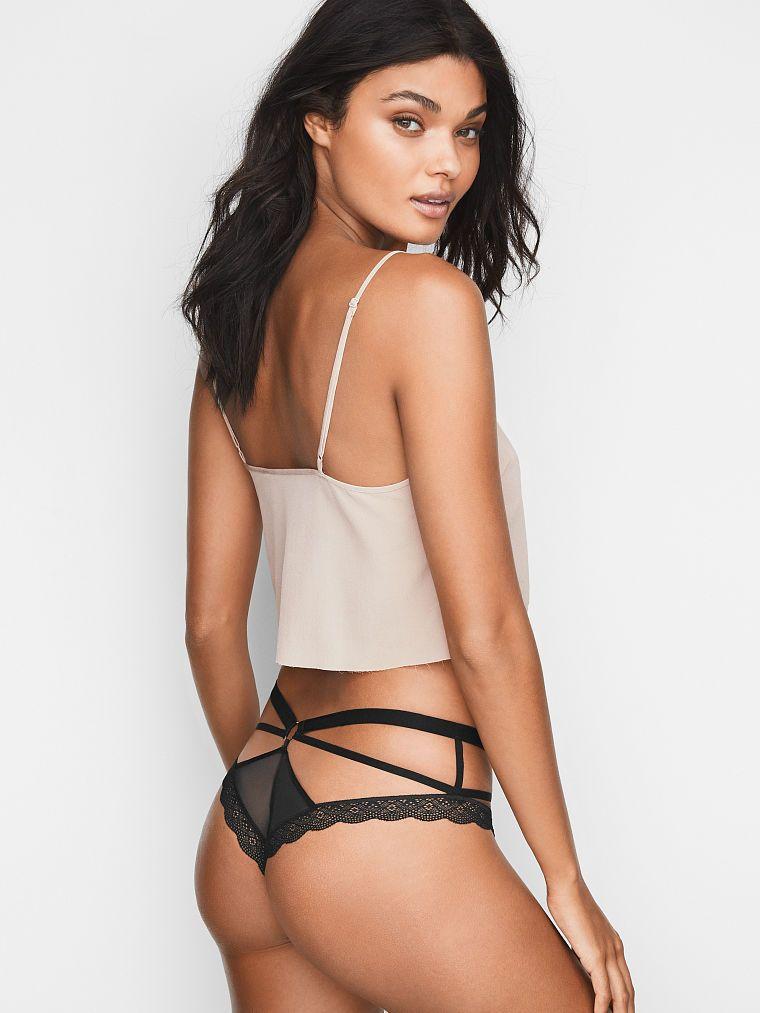 1f3e52551412 Strappy Ring Cheeky Panty - Very Sexy - Victoria's Secret $16.50 ...