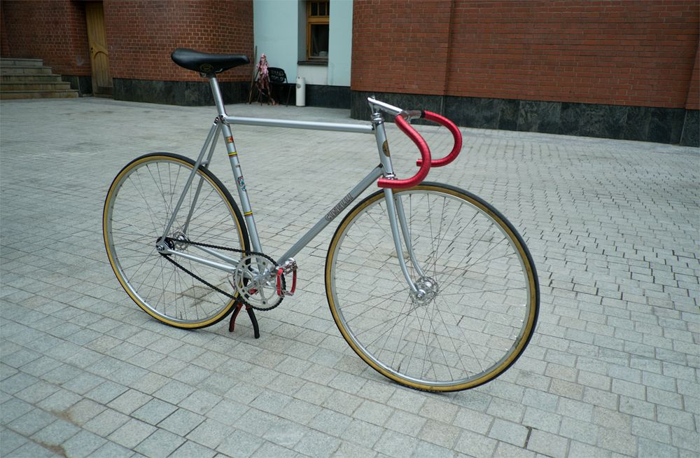 Cinelli Speciale Corsa Pista 1970 || Bike Showcase