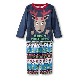 2a78b2d59 Ugly Sweater Family Pajama Collection