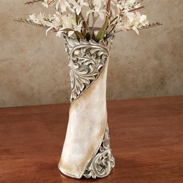 Appollonia Shell Decorative Table Vase Stylish Home Decor