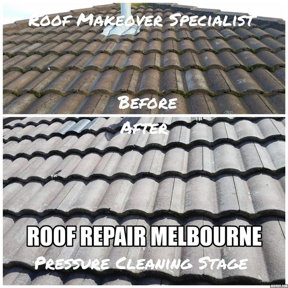 Roof Repairs Melbourne Roof Makeover Specialist Roof Restoration Roof Repair Colorbond Roof