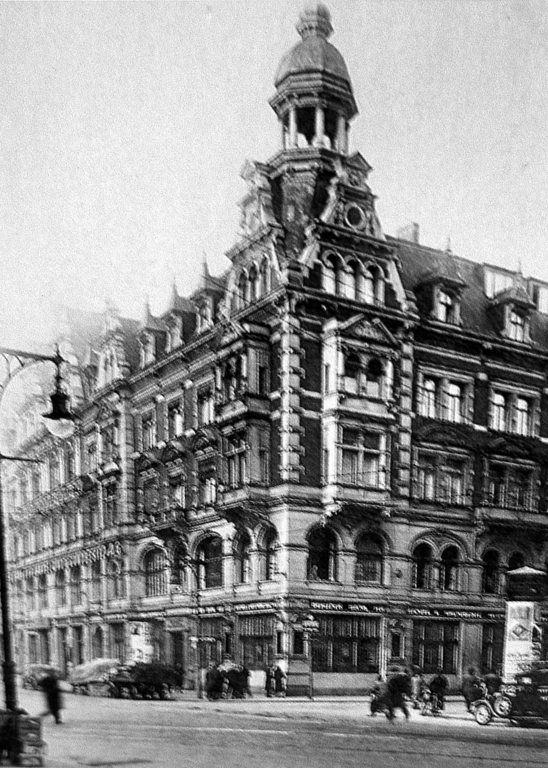 Georg Wilhelm Straße Berlin