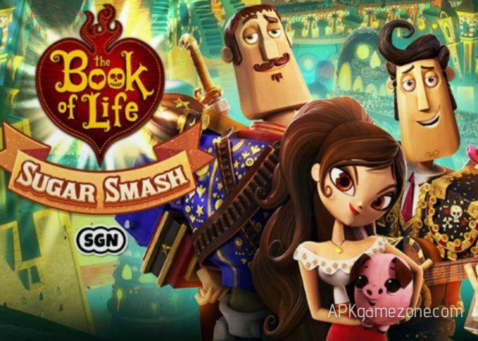 Sugar Smash Apk Mod Infinite Lives Coins Extra Moves Booster Download Sugar Smash Smash Free Android Games