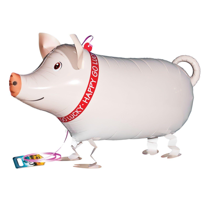 My Own Pet Balloons Pig Farm Animal