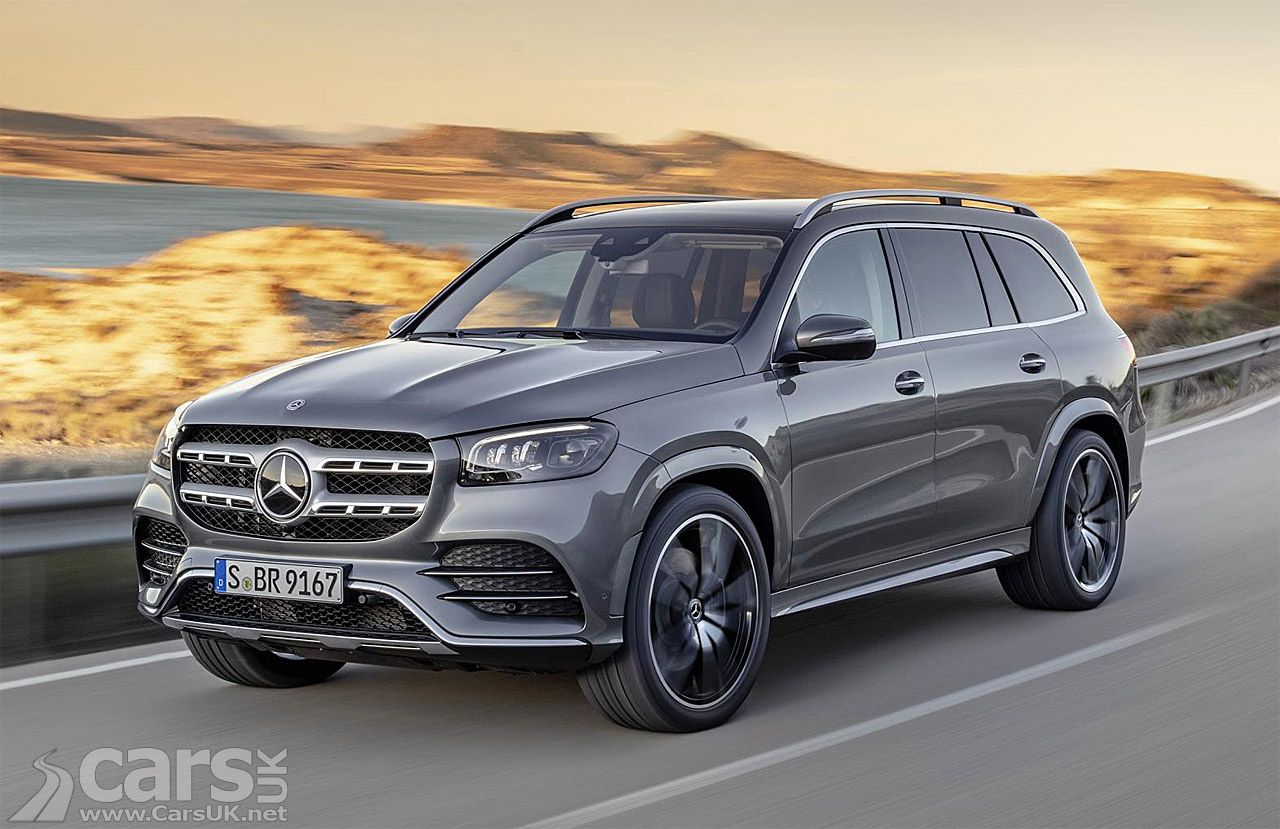 New Mercedes Benz Gls Uk Prices And Specs Announced Mercedes