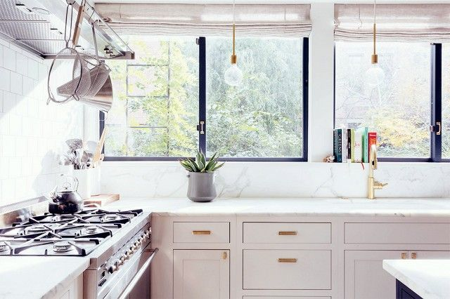 Tour an Amazing Brooklyn Townhouse That You Can Rent! | Cocinas