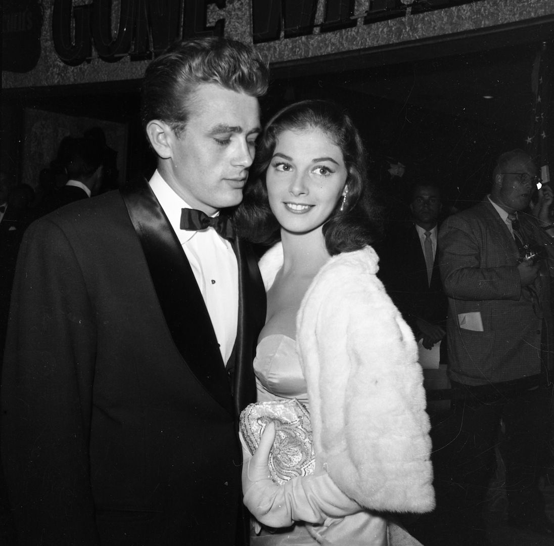 "Ana Maria Pier Angeli t.a. celebrity collection: ""james dean and pier angeli"