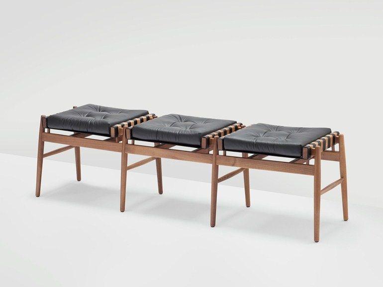 gepolsterte modulare sitzbank kollektion leather by h furniture design hierve livingroom. Black Bedroom Furniture Sets. Home Design Ideas