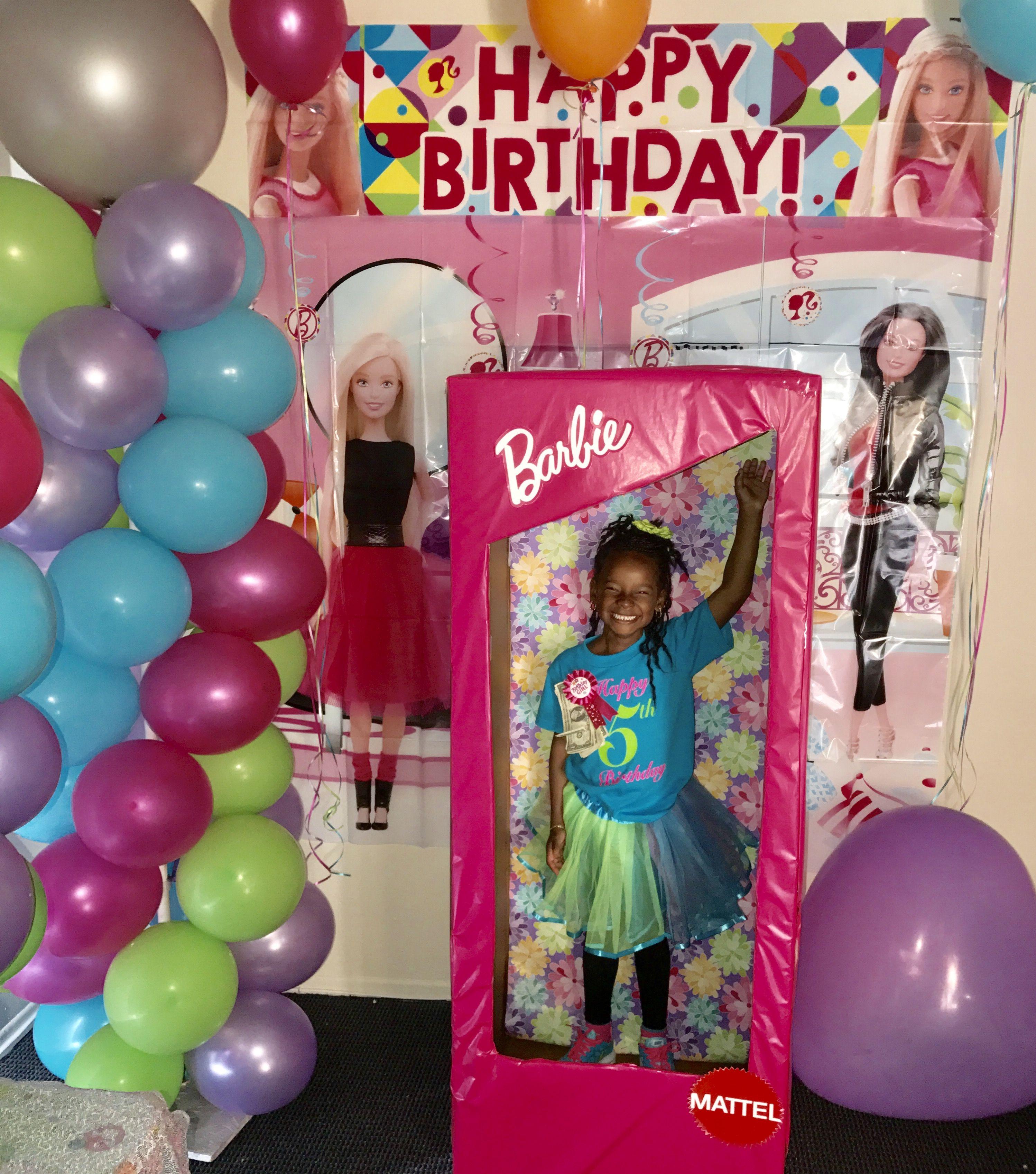 Party Decoration Box