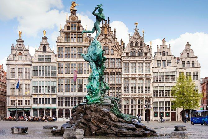 Antwerp's Best Museums, Restaurants and Hotels