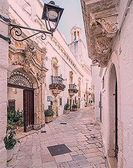Photo of Ostuni, Puglia – The Londoner