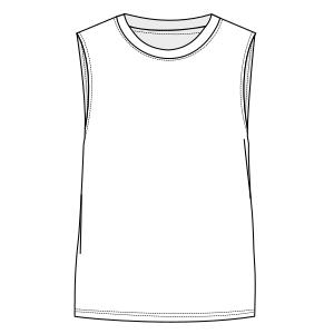 Modelos De Ropa Para Todos Hazlo Tu Mism Camiseta Sin Mangas 7080 Hombres Remeras Confeccoes