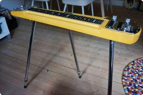 Fender Deluxe 6 Lap Steel 1968
