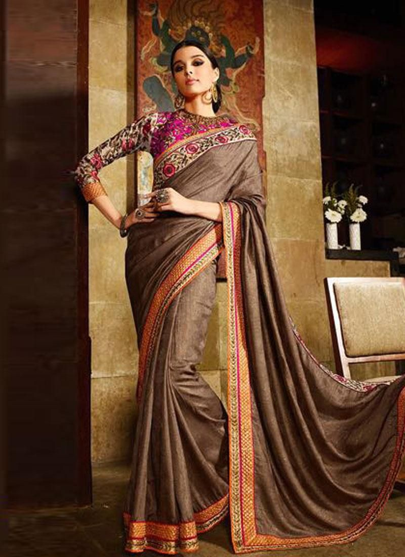 New arival party wear saree online shopping in India @manjaree for ...