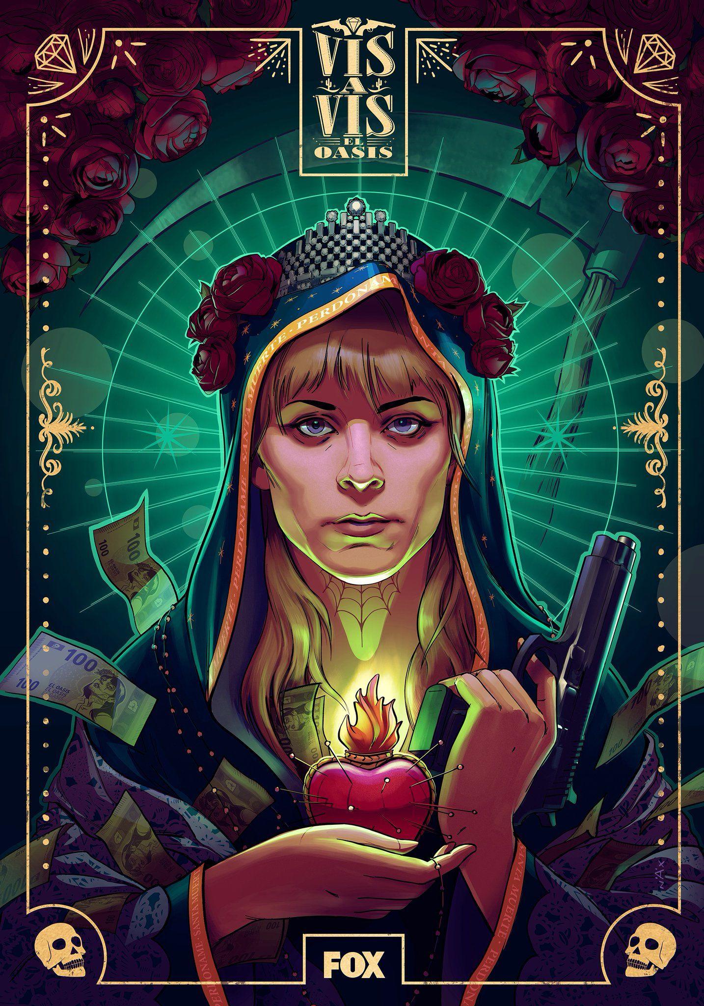 Poster Vis A Vis El Oasis Peliculas De Terror Fondos De Pantalla De Peliculas Series De Netflix