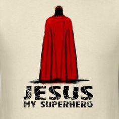 Resultado de imagen para dios es mi superheroe tumblr