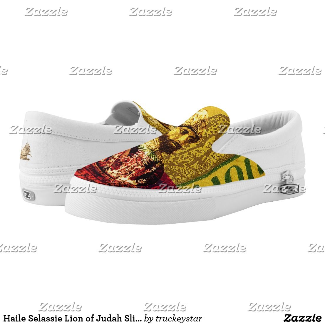 reputable site cf291 e963a Jamaica Flag Low top Lace Up Sneakers   Zazzle.com