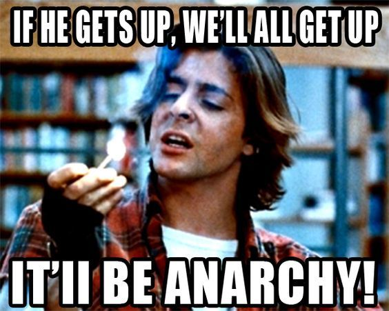 Image result for it'll be anarchy breakfast club