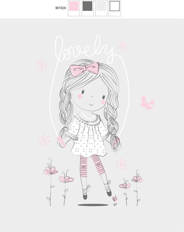 Malorie Girl Design Sold 2012 Bonecas Gribouillage