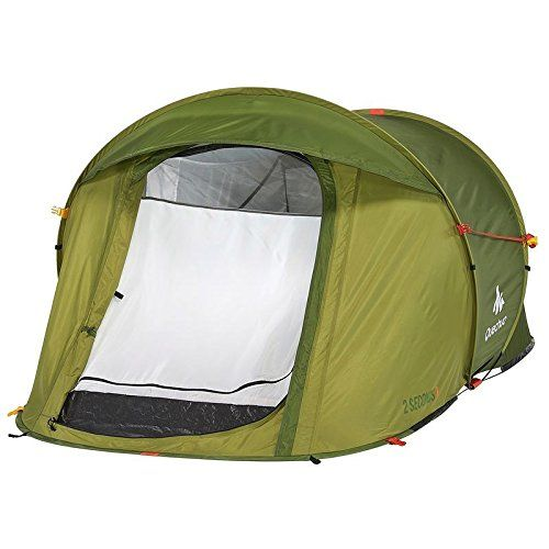 Amazon.com  Quechua Easy-2 1person popup tent  Backpacking Tents  Sports  sc 1 st  Pinterest & Amazon.com : Quechua Easy-2 1person popup tent : Backpacking Tents ...