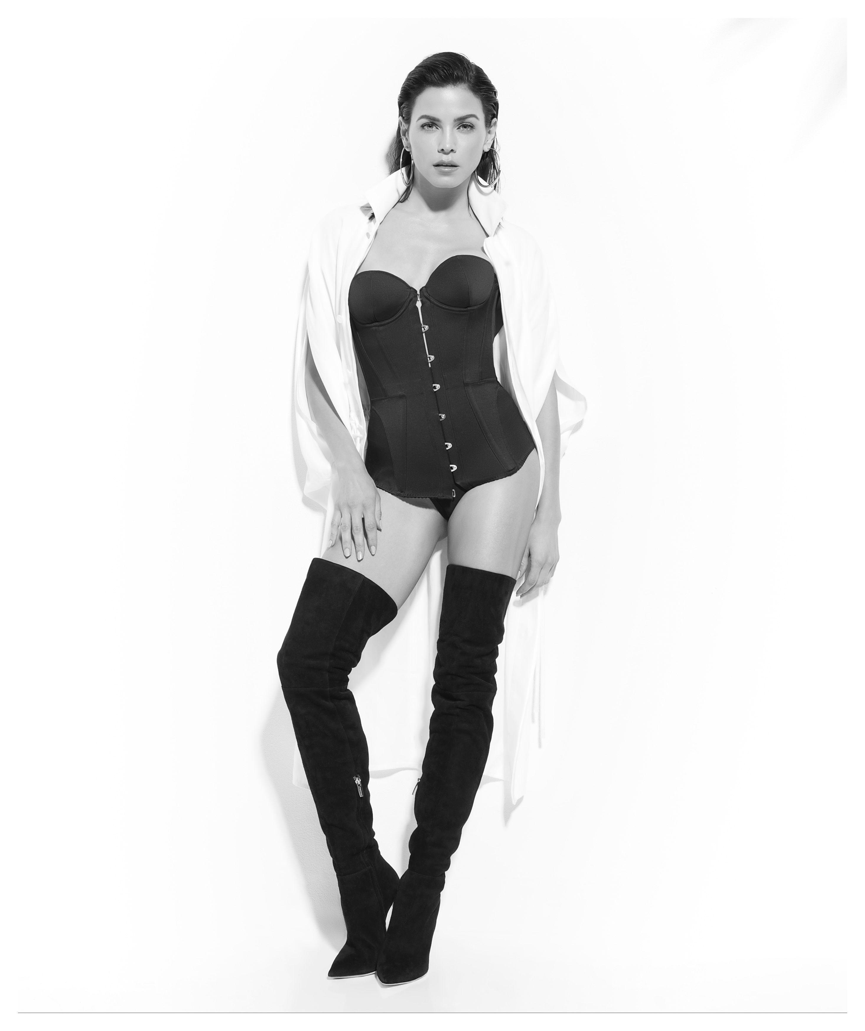 Jenna Dewan Tatum for Prestige Hong Kong