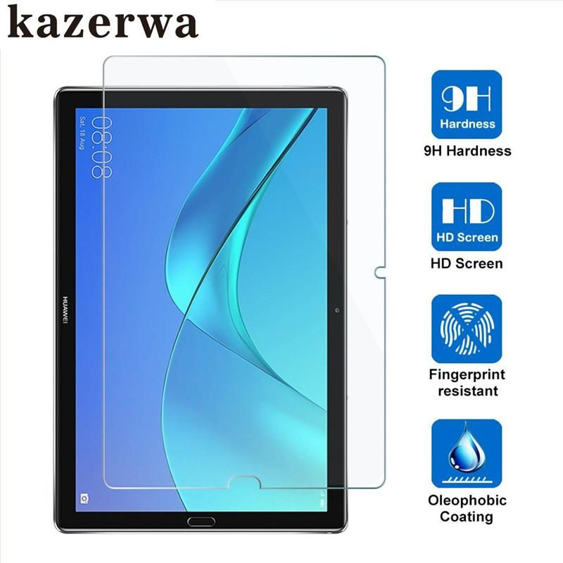 Tempered Glass For Huawei Mediapad M5 8 8 4 Inch Screen Protector For Huawei Mediapad M5 10 Pro 10 8 Tempered Glass Screen Film Screen Protector Tempered Glass Tablet Accessories