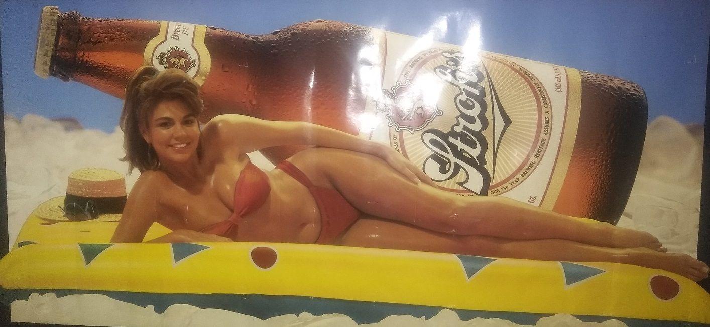 beer poster Bikini