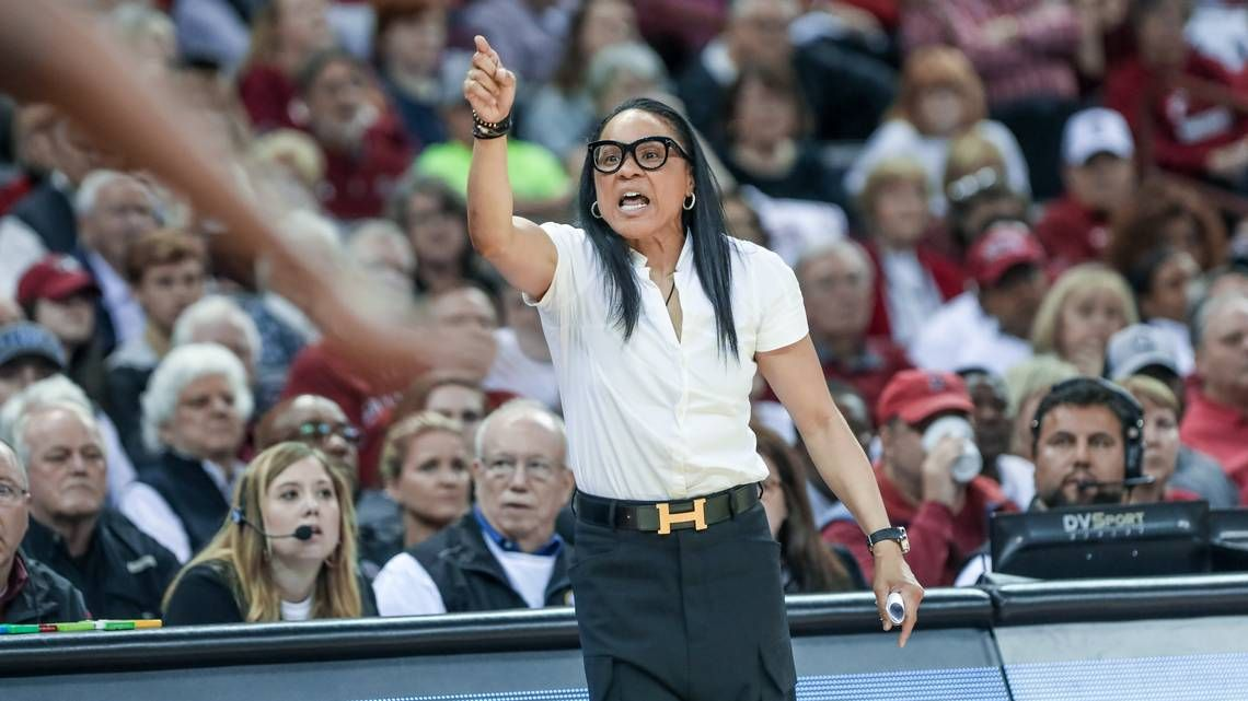 Gamecocks locked in for seed and schedule in sec womens