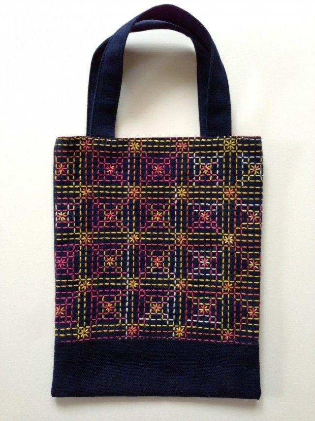 sashiko bag