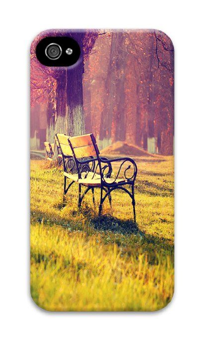 Phone Case Custom iPhone 4/4S Phone Case Countryside Polycarbonate Hard Case for Apple iPhone 4/4S Case