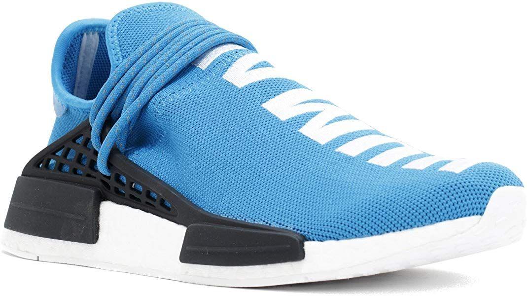 23effffd4a43a Amazon.com   Adidas Pharrell Williams Human Race NMD (10, Sharp Blue ...
